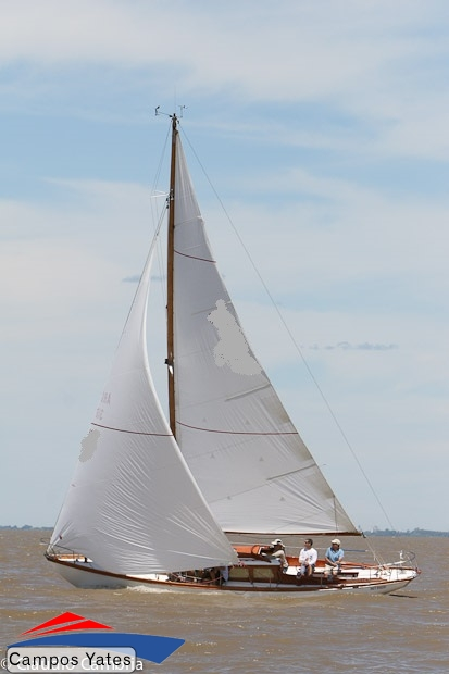 WINDWARD 34